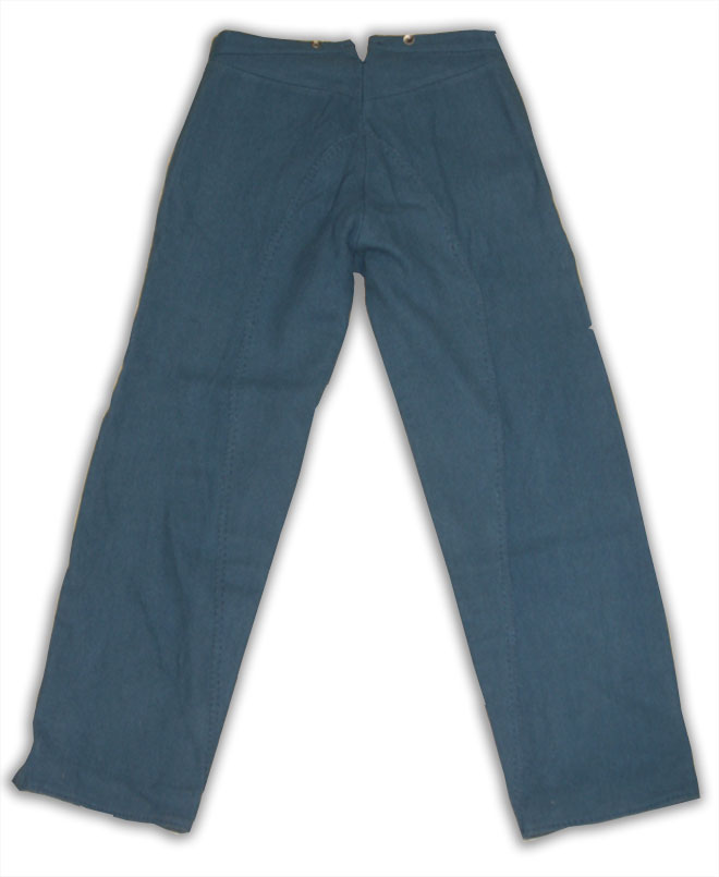 Schuylkyl Arsenal mounted trousers Non-Stock size