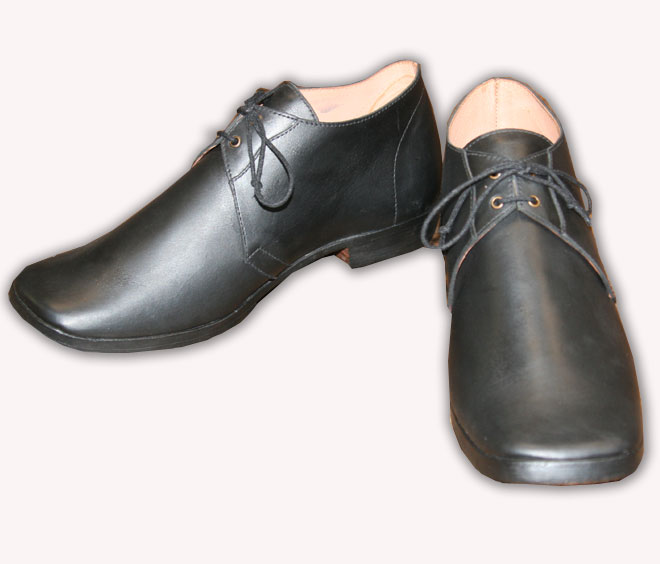 1850's Men's Low Shoe