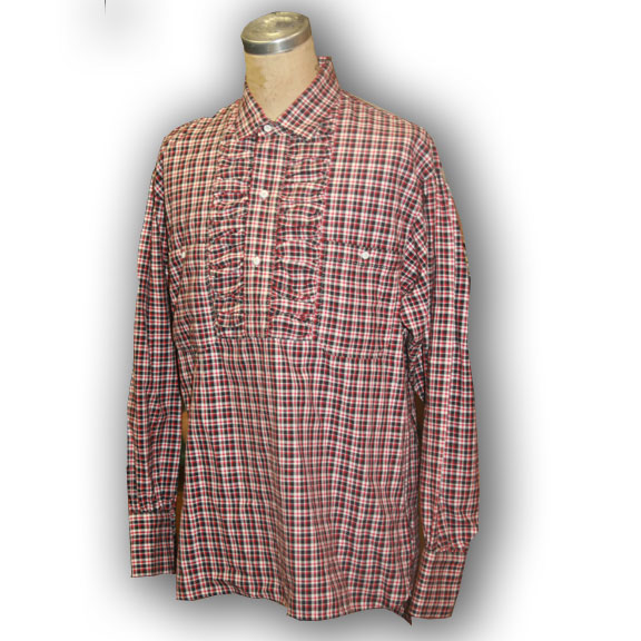 Rouched Civilian Shirt