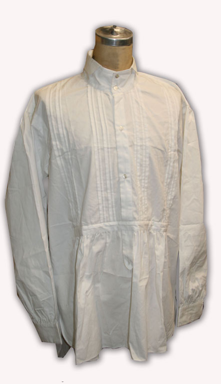 1850's Men's Dress Shirt