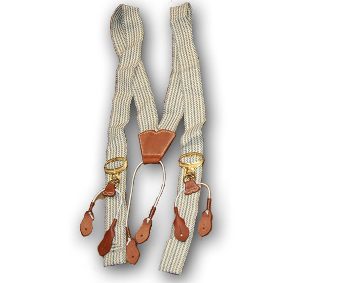 Second variant suspender