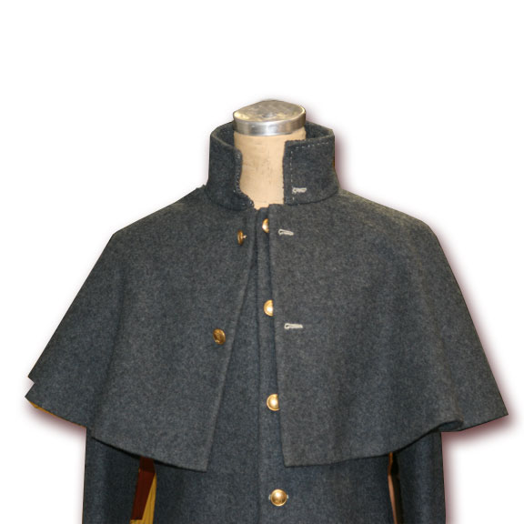 British Overcoat Cape