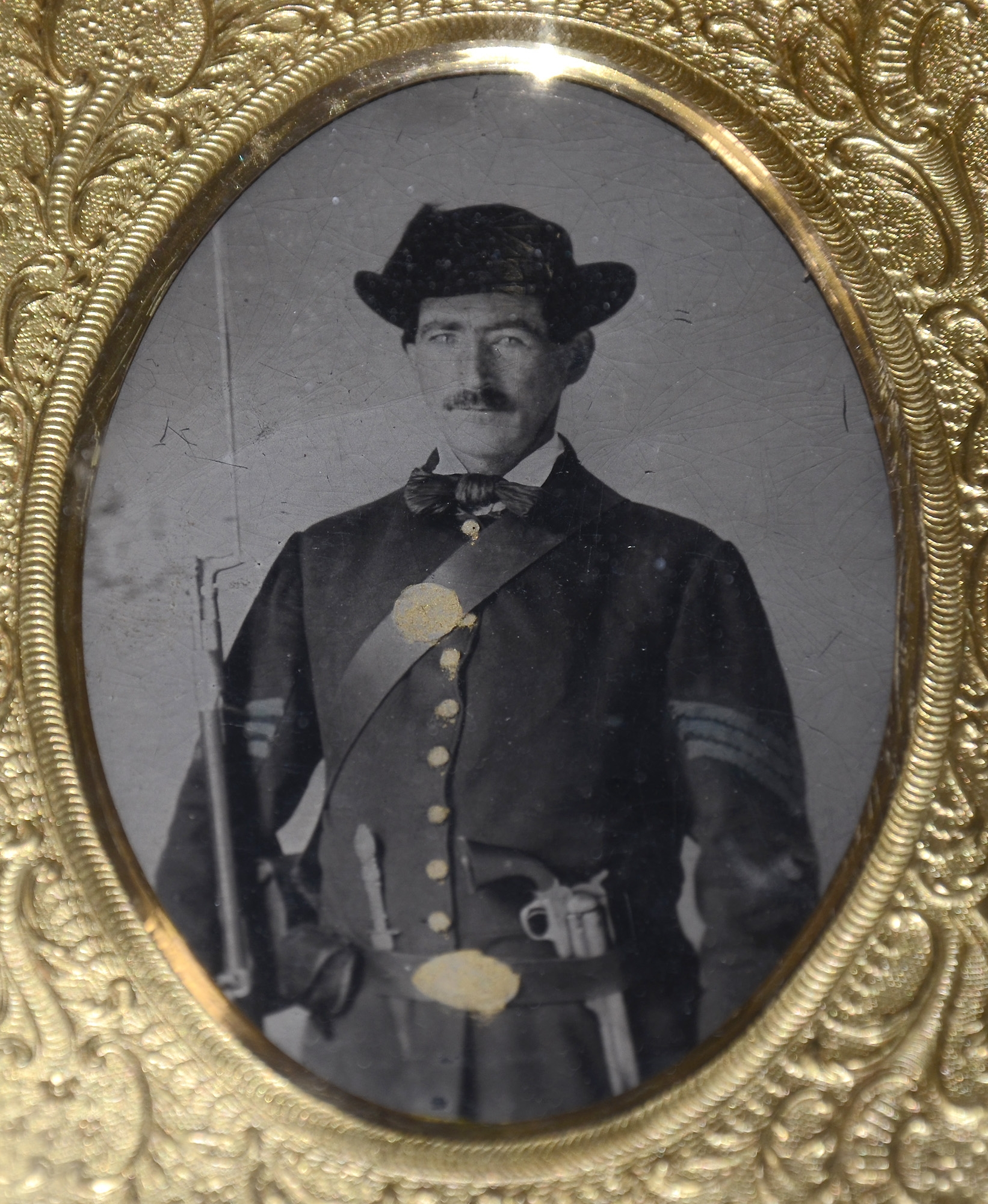 Unidentified Union sgt