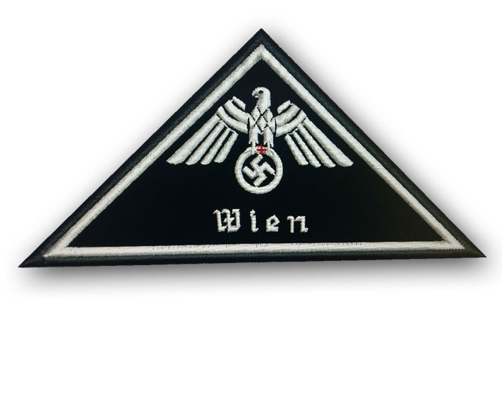 DRK Wien Gau shoulder patch