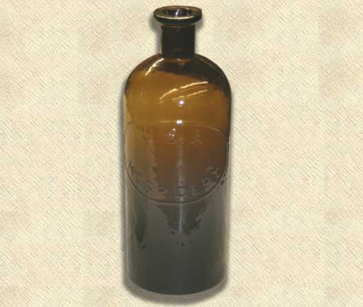 USA Hospital Department Bottles