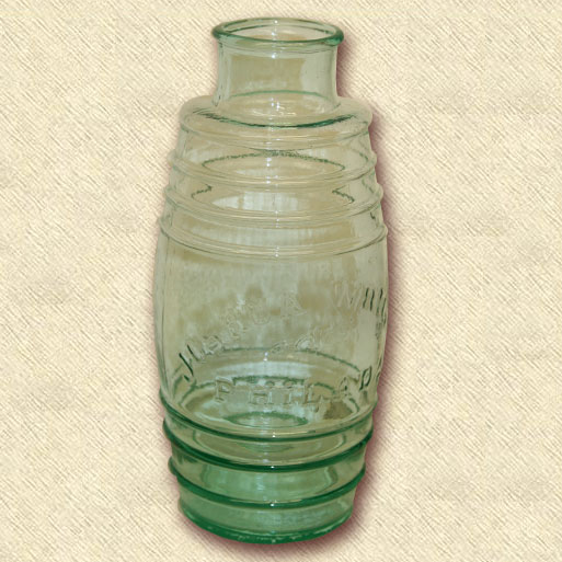 Joshua Wright Philadelphia Jar