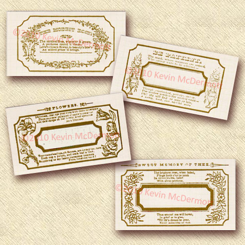 """Motto"" Cards"