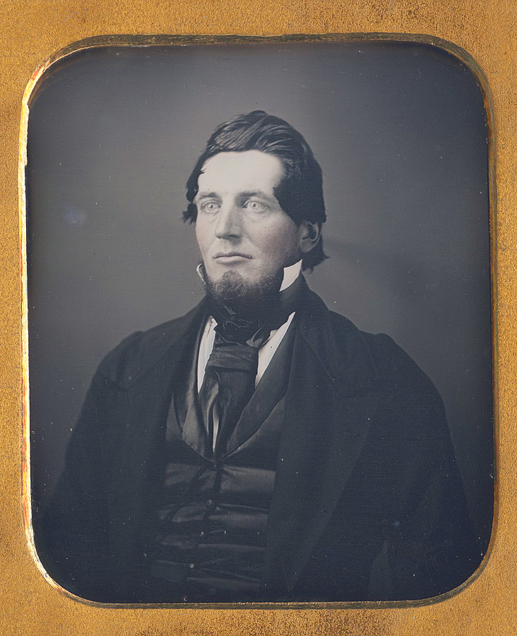 Image courtesy of Dennis A. Waters Fine Daguerreotypes