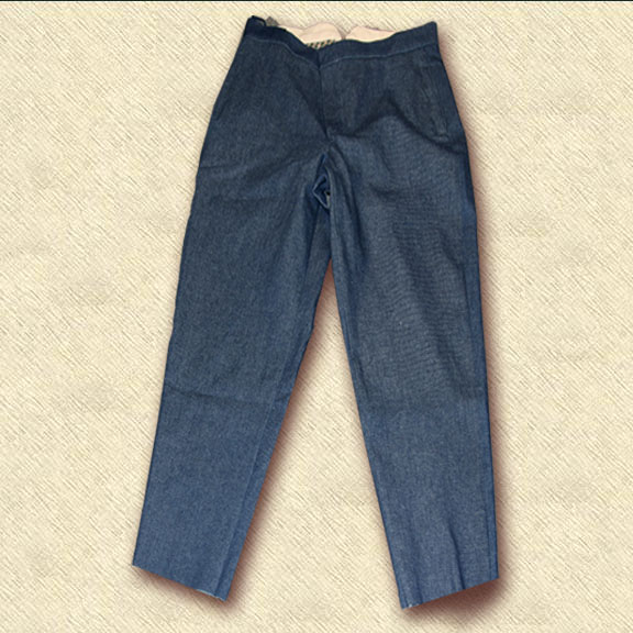 Indigo Denim Civilian Troussers