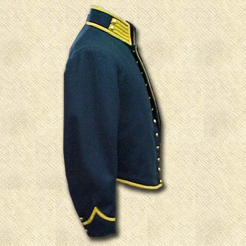 Mounted Services Jacket with Red Artillery Trim Size 52
