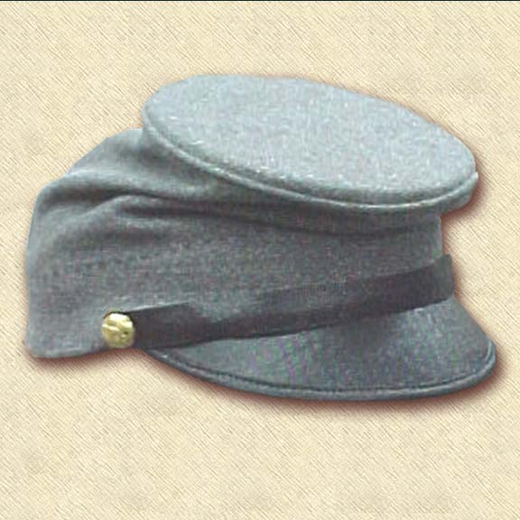 Confederate McDowell Style cap