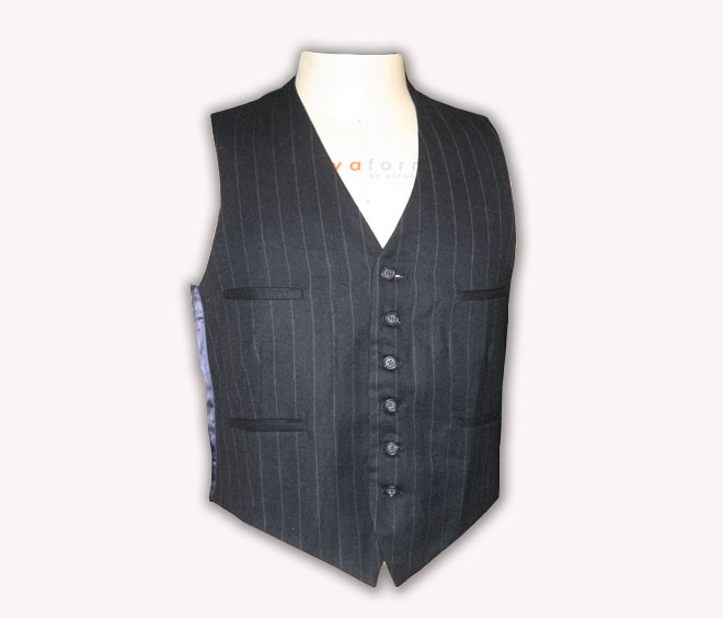 1940's Single Breasted Vest Non-Stock size