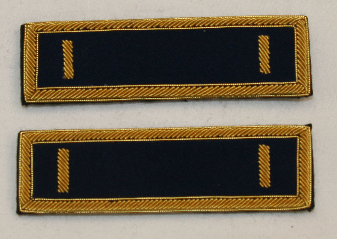 Mexican War Officer's Boards gold 1st Lt