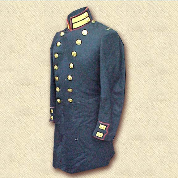 Marine Corps Enlisted Dress Coat