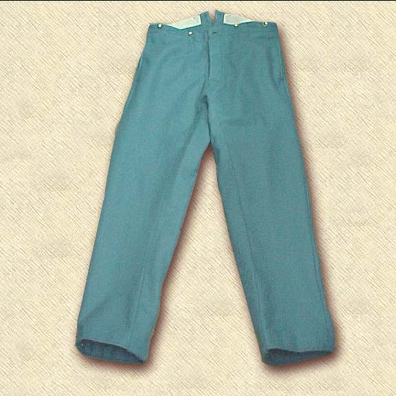 John T. Martin Contract Federal Mounted Trousers