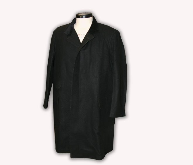 1860's Mens Surtop Coat size 46