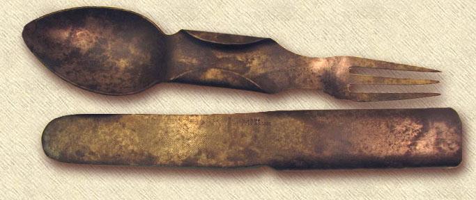 Richards Patent Fork Knife Combo