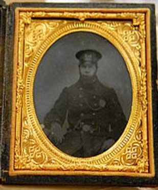 1860's policeman
