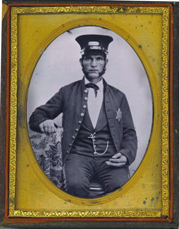 1860's Baltimore City Policeman