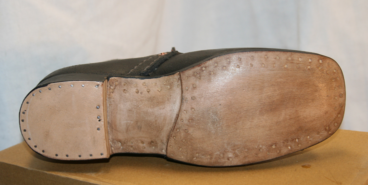 Sole of Variant Bootee.