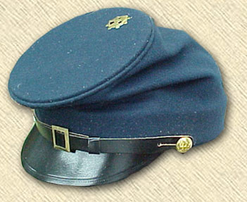 Confederate McDowell Style cap Non-Stock size